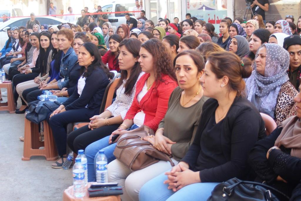 Photo of مجلس المرأة السورية يفتتح مركزاً له في كوباني
