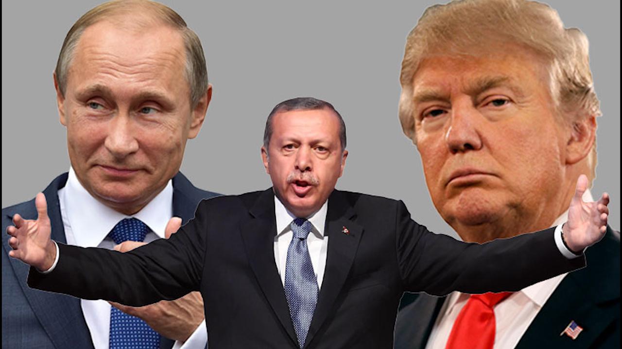 صورة أنقرة تتسول الدعم من موسكو وواشنطن لاحتلال المزيد من الأراضي السورية