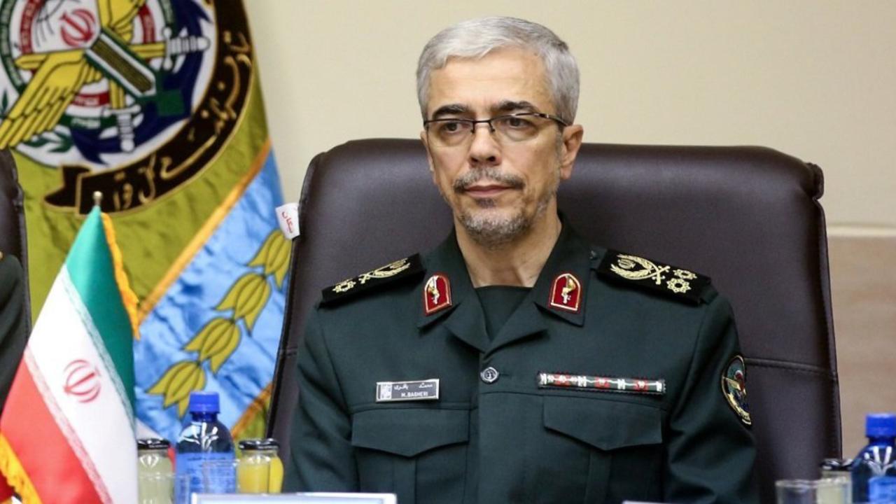 Photo of وفد عسكري إيراني إلى سوريا للقاء النظام والجانب العراقي