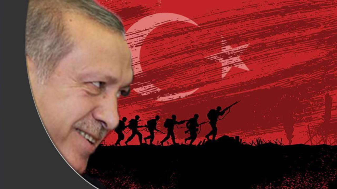 Photo of وكالة بلومبرغ: أردوغان يسعى منذ سنوات إلى التوسع بشكل كبير في دول الجوار