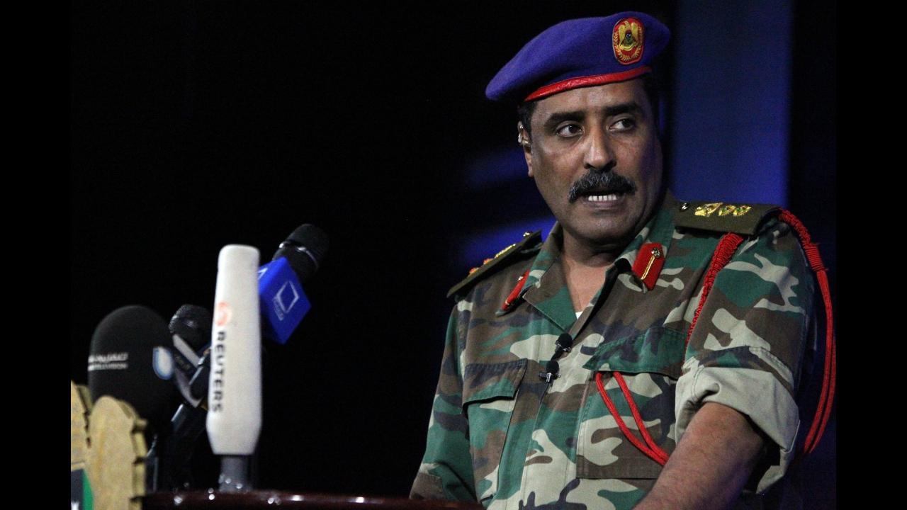 صورة الجيش الليبي: لدينا معلومات تؤكد تسليم تركيا طائرة دون طيار لمليشيات مصراته