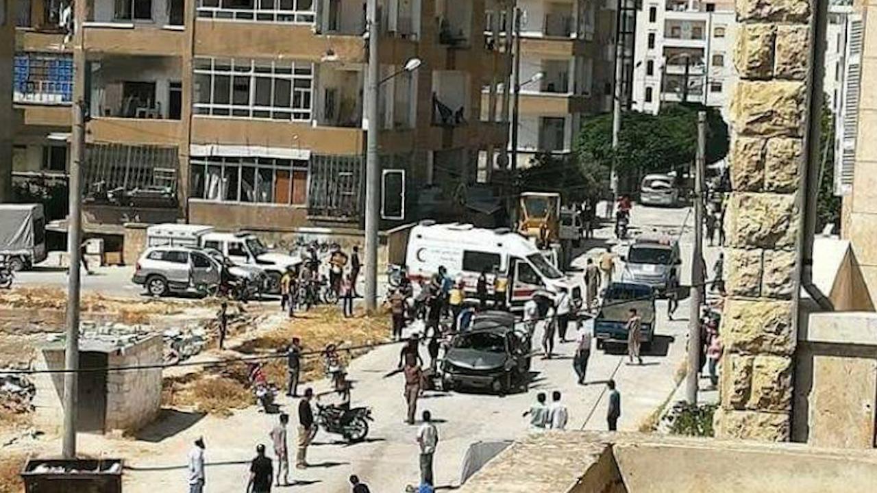 Photo of إدلب.. مقتل 551 شخصاً .. ثلثهم من المدنيين خلال عام