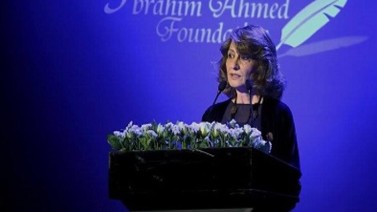 Photo of البرلمانية ليلى كوفن تفوز بجائزة الروائي والسياسي إبراهيم أحمد
