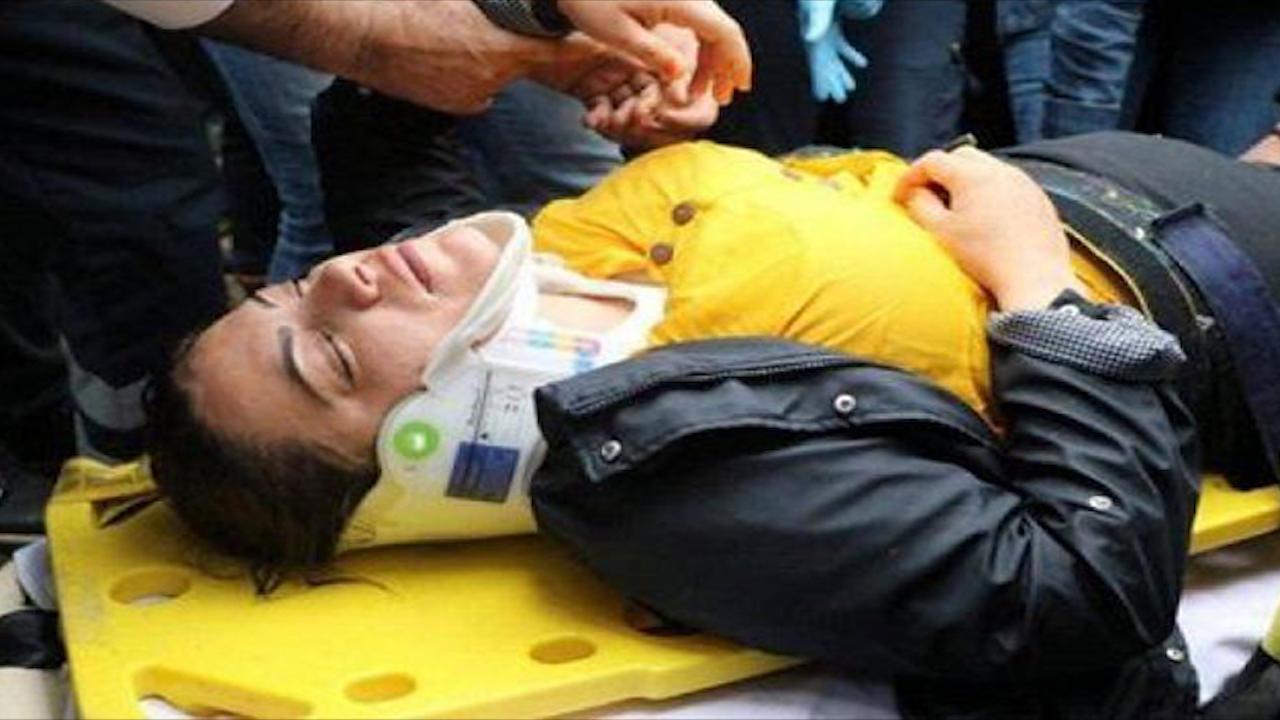 Photo of تركيا: إصابة نائبة في حزب الشعوب الديمقراطي خلال احتجاجات في آمد بشمال كردستان