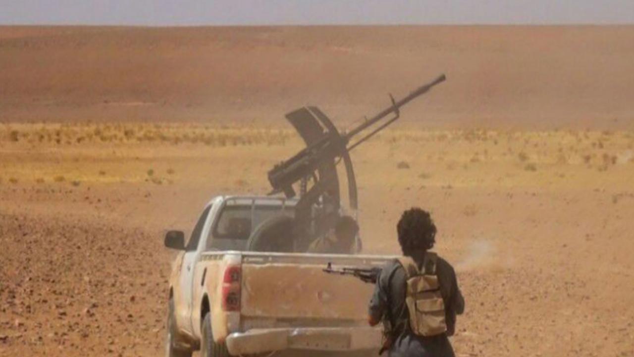 Photo of داعش يأسر ضابطا روسيا وعنصرا للنظام في البادية السورية