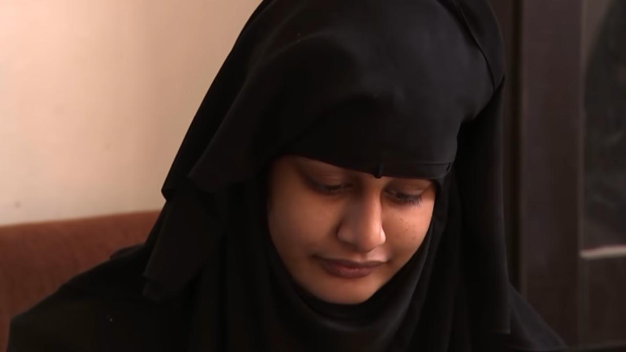 صورة عروس داعش: غسلوا دماغي.. والكل كان يراقبني