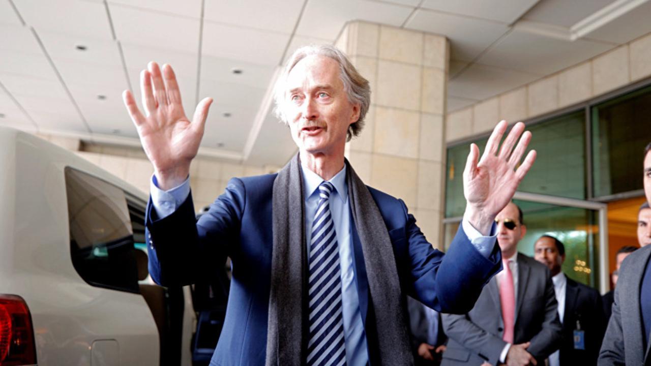 Photo of بيدرسن يعلن رغبته المشاركة في اجتماعات آستانا