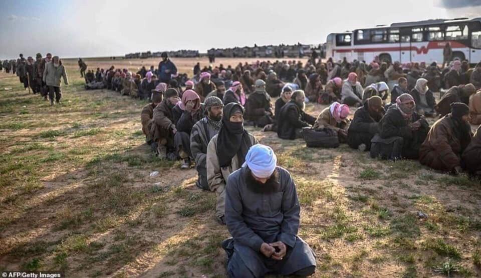 Photo of اجتماع في السويد لمناقشة محاكمة مرتزقة داعش المحتجزون لدى قوات سوريا الديمقراطية