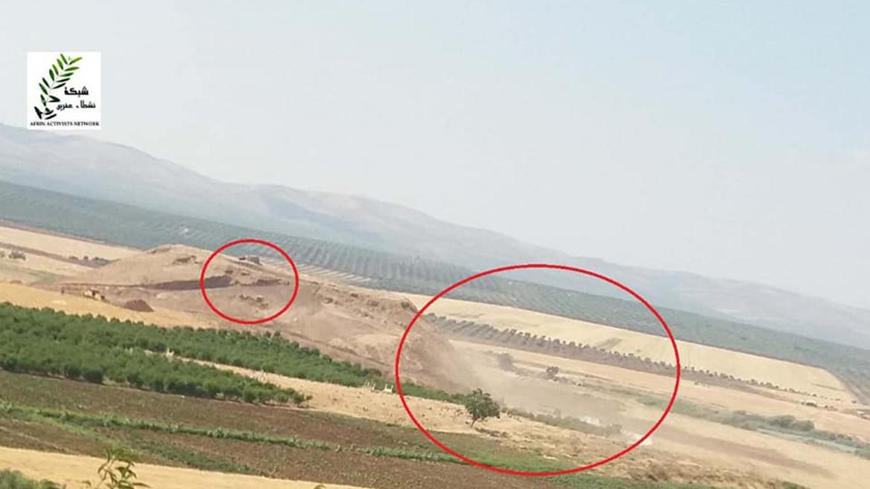 Photo of مرتزقة تركيا يعذبون مسنا ويواصلون نهب المواقع الأثرية وتدميرها
