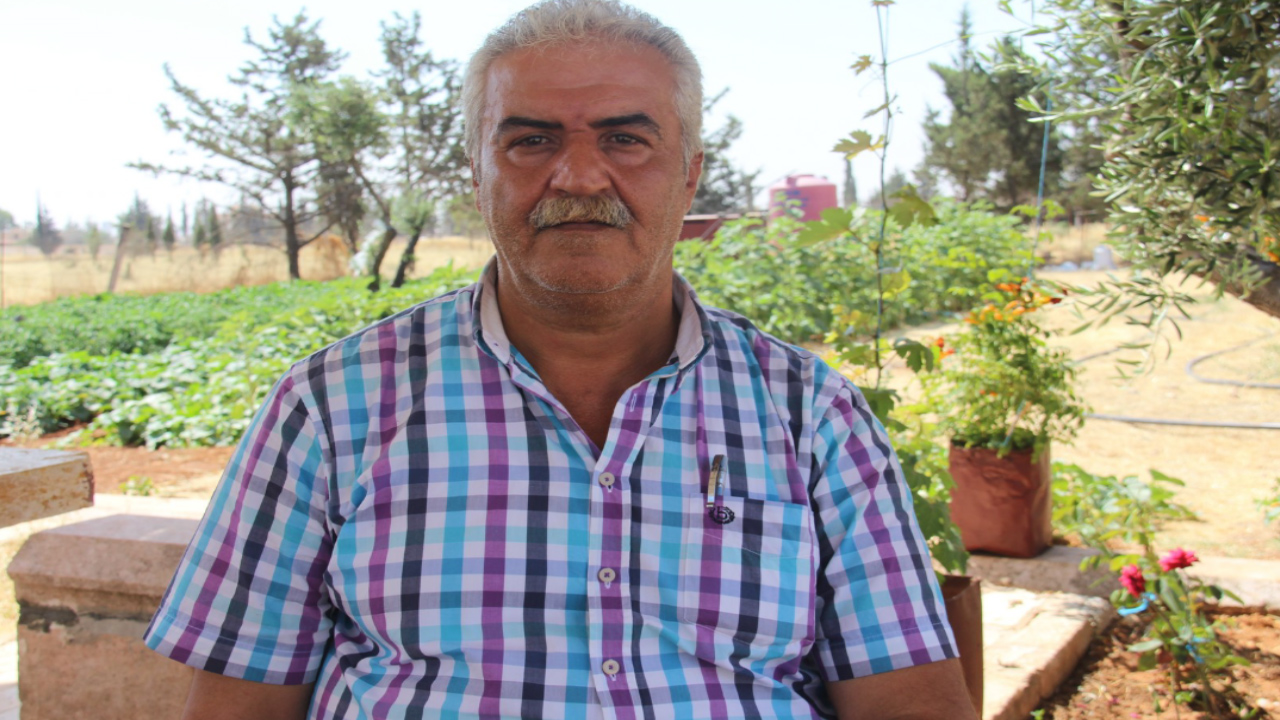 صورة حقوقي: صمت النظام والعالم تجاه الجرائم التركية في عفرين تأييد لها