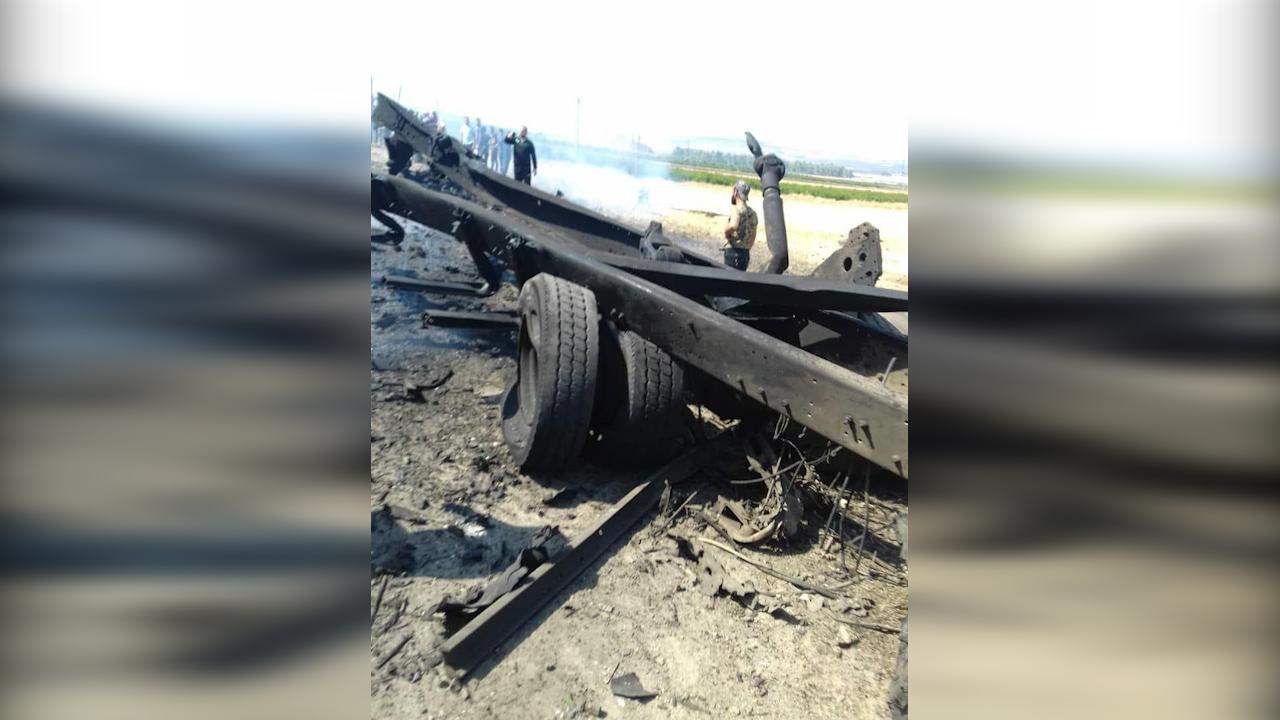 Photo of عفرين.. مقتل أكثر من 11 مرتزقا ومستوطنا وإصابة 20 آخرين في انفجار بحي ترنده
