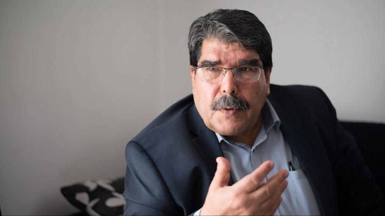 صورة صالح مسلم: البغدادي كان يخضع لرقابة أنقرة ويقيم بجوار نقطة مراقبة تركية