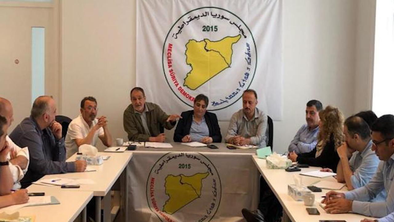 Photo of ورشة حوارية مع أطراف المعارضة السورية حول مشروع الإدارة الذاتية