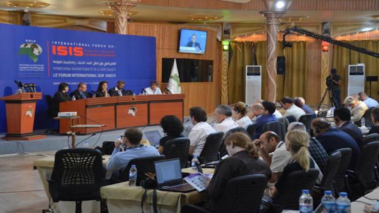 Photo of المنتدى الدولي الأول حول داعش.. باحثون اقتصاديون: إيرادات داعش في سوريا والعراق وصلت إلى ترليوني دولار