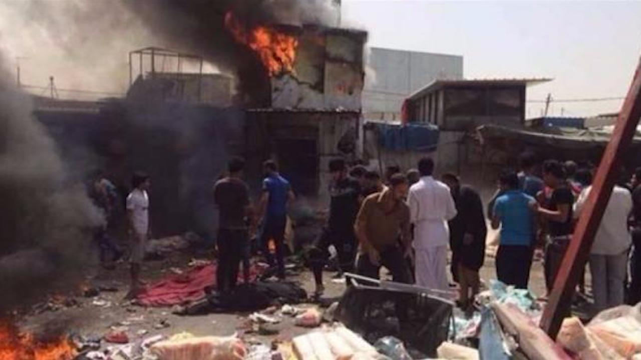 Photo of تفجيران انتحاريان في بغداد يخلفان 5 قتلى وعدداً من الجرحى