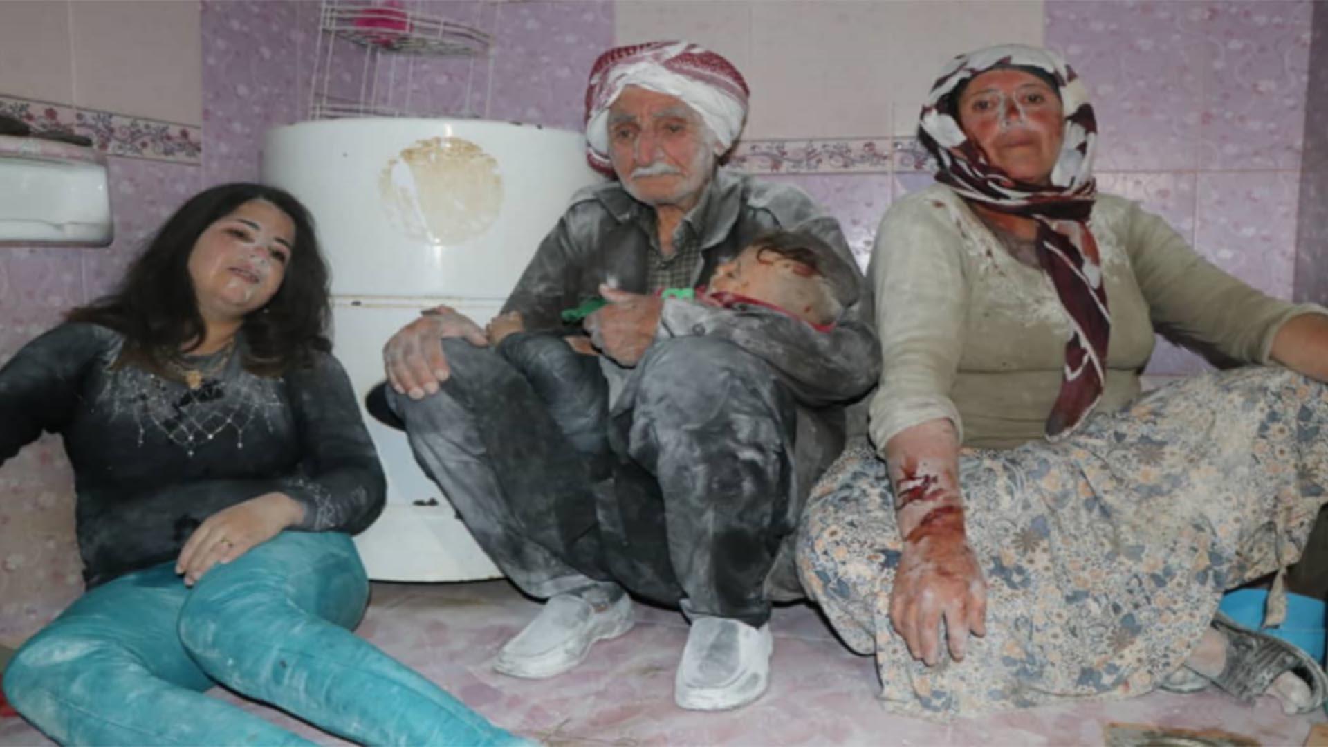 صورة قصف قرى شيراوا بأكثر 127 قذيفة وإصابات بين المدنيين