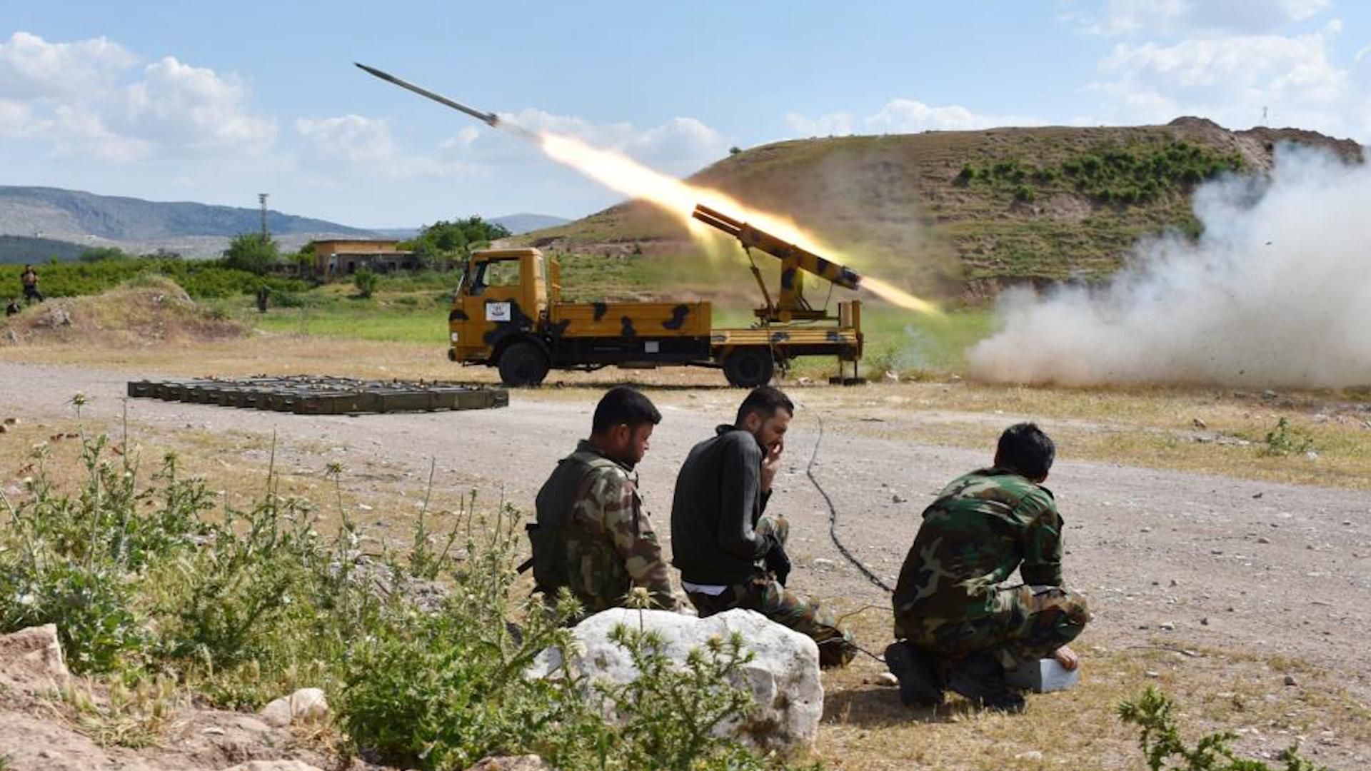 Photo of قوات النظام تعلن استئنافها للعمليات العسكرية في عموم منزوعة السلاح