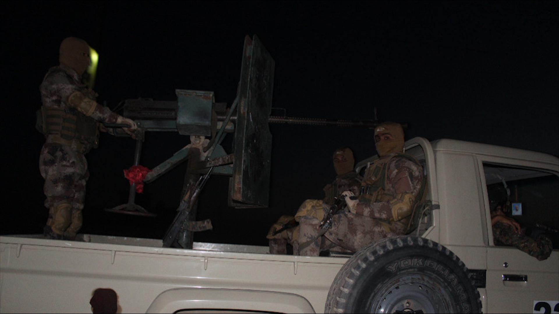 صورة وحدات مقاومة شنكال وحماية المرأة والجيش العراقي يبدؤون حملة عسكرية في قرية سولاغ