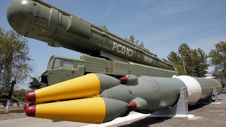 Photo of أمريكا تنسحب من معاهدة الأسلحة النووية مع روسيا رسميا