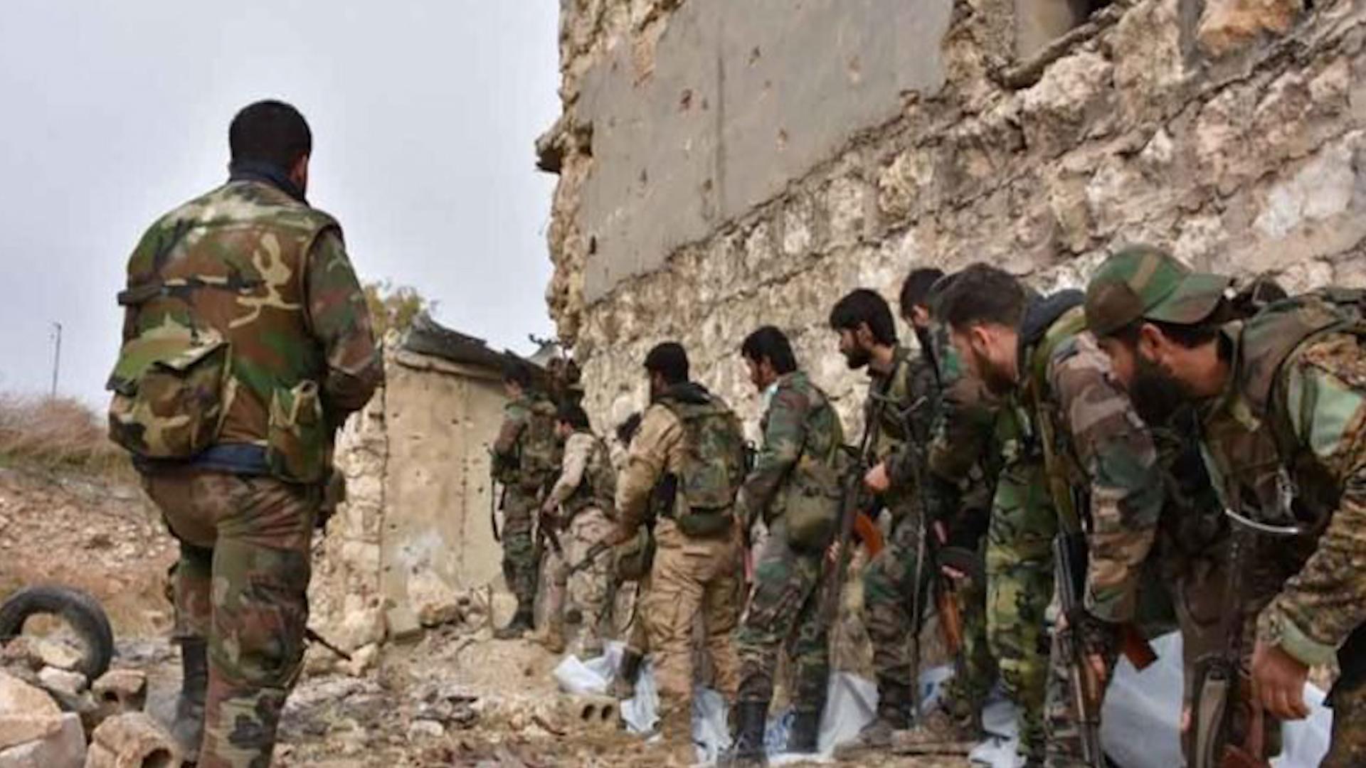 Photo of قوات النظام تواصل تقدمها باتجاه خان شيخون وتسيطر على بلدتين جديدتين