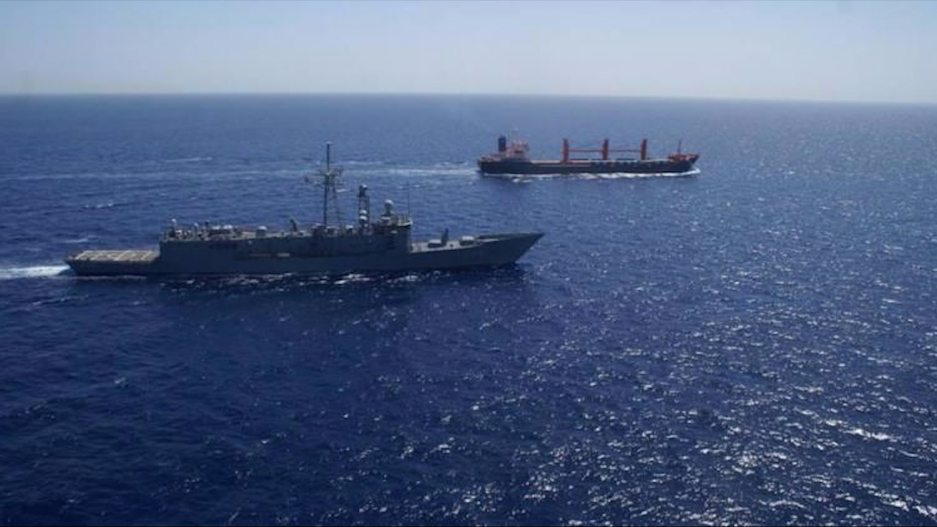 Photo of فرقاطة عسكرية سترافق سفن التنقيب التركية
