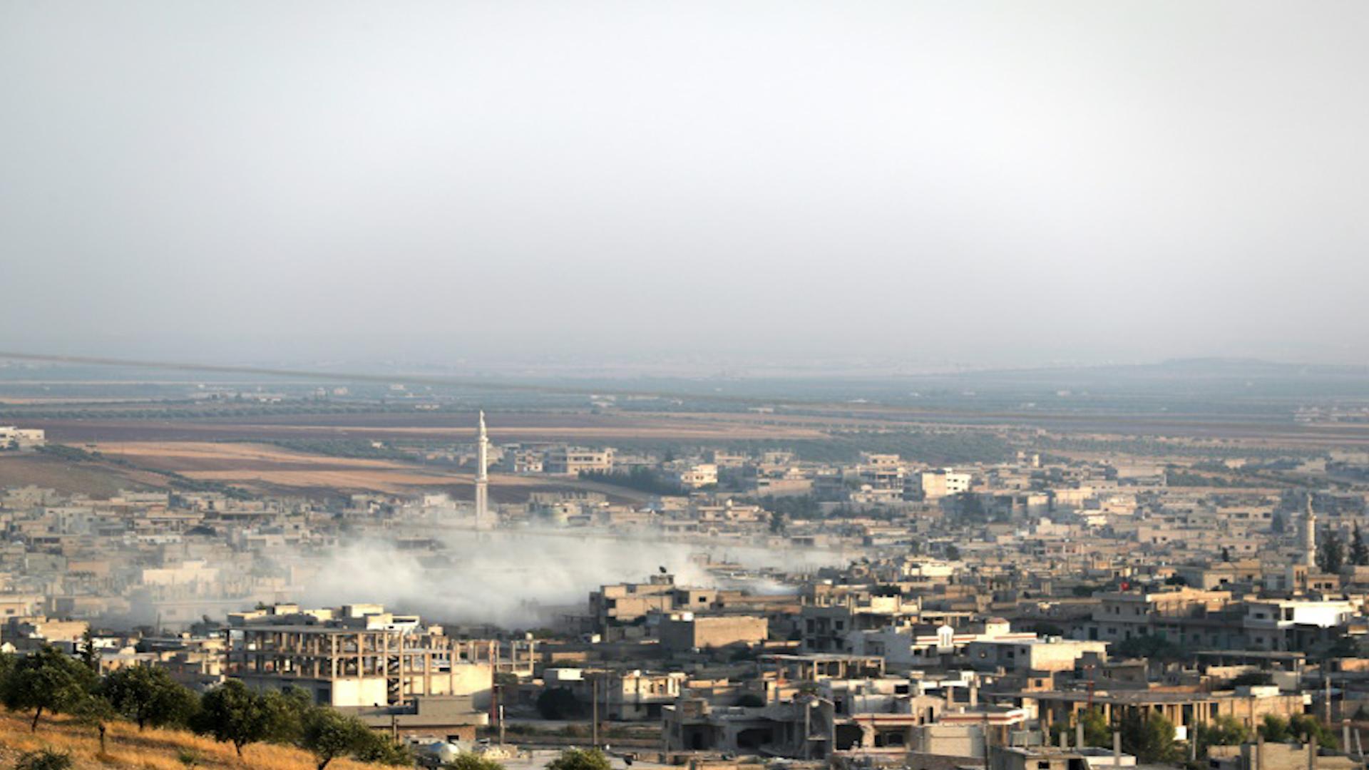 Photo of مجلة واشنطن إيكسامينار الأمريكية: احتدام معارك الوكالة في إدلب وسط تقدم النظام