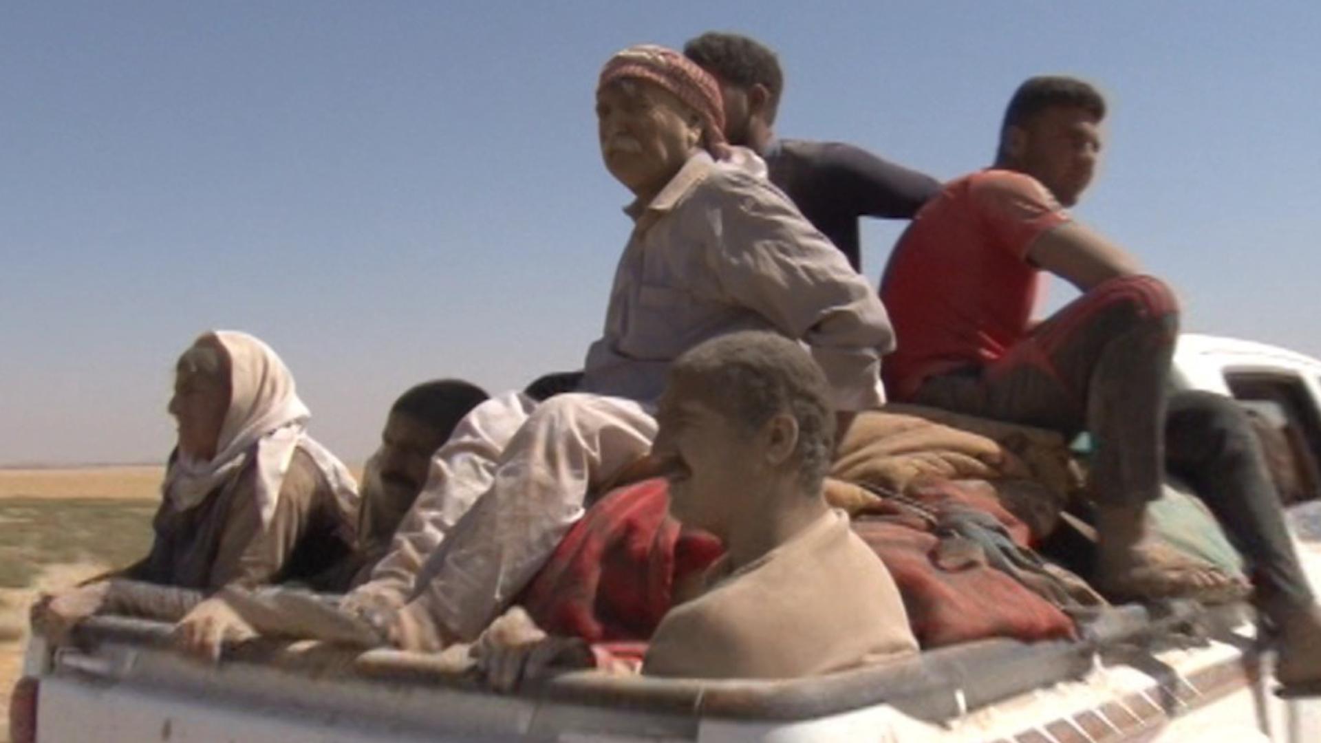 Photo of أكثر من 70 ألف إيزيدي عادوا إلى شنكال رغم مضايقات السلطات المحلية