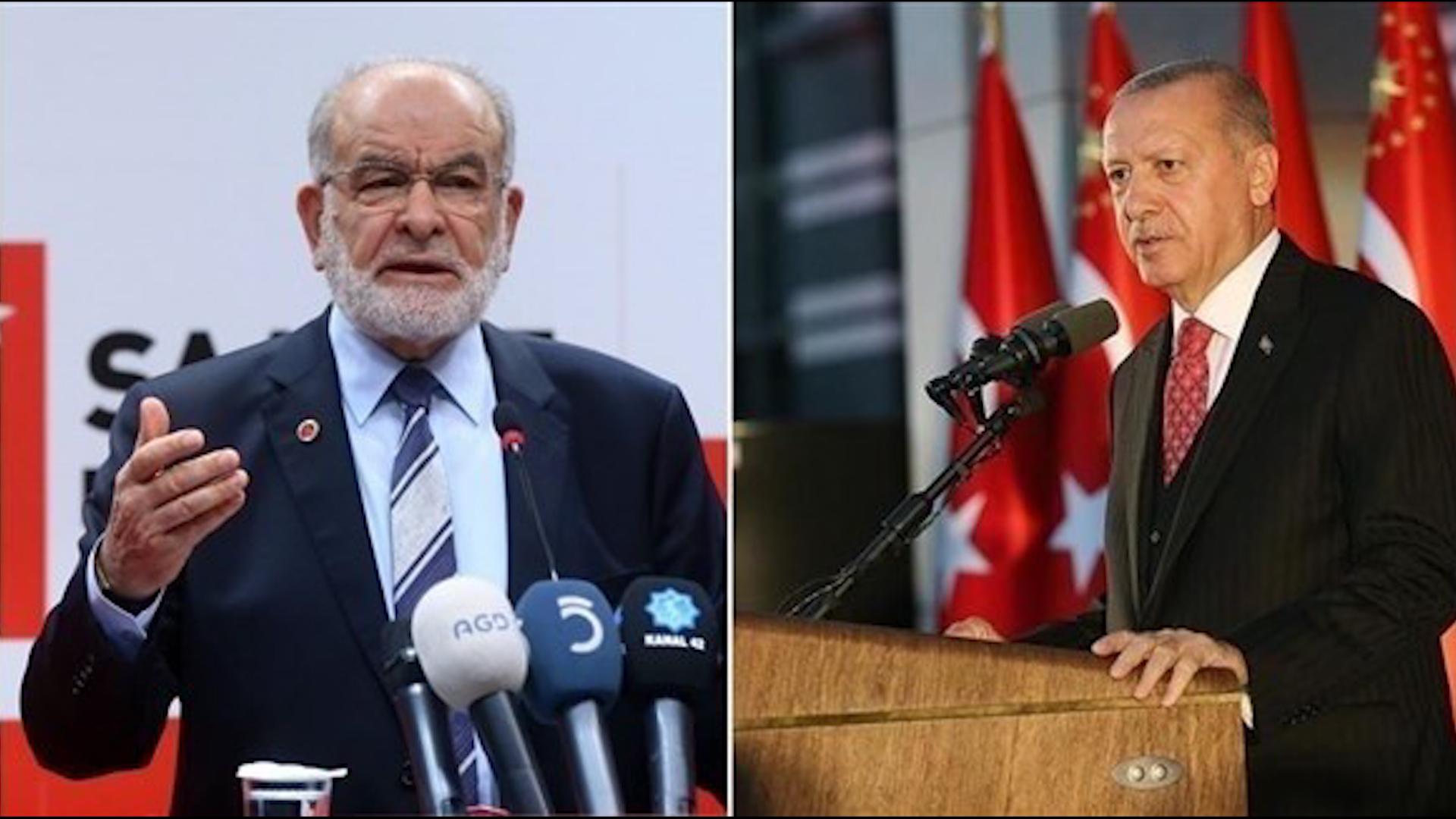 Photo of كاتب تركي: أردوغان يطلب التحالف مع حزب السعادة والأخير يرفض