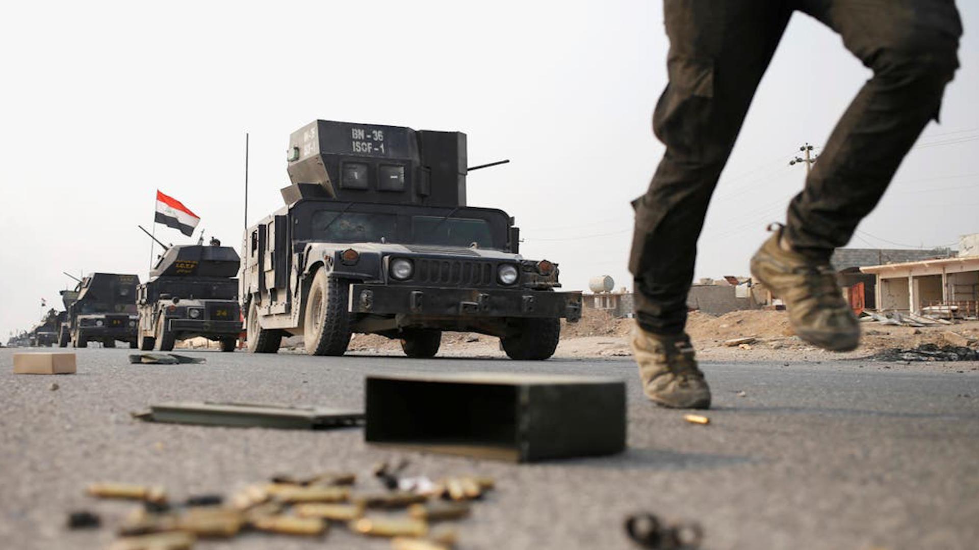 Photo of الاستخبارات العراقية تداهم أكبر مخبأ لمرتزقة داعش وتعثر على أطنان من المتفجرات