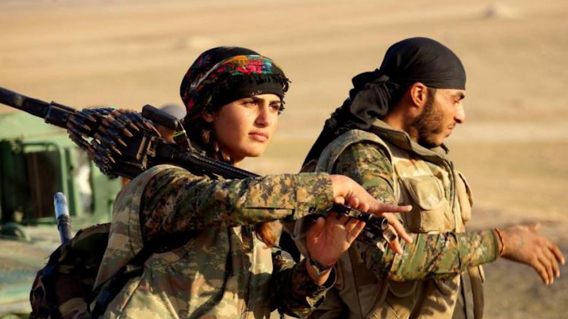 Photo of مجلة أمريكية: على واشنطن إعادة التفكير في القضية الكردية