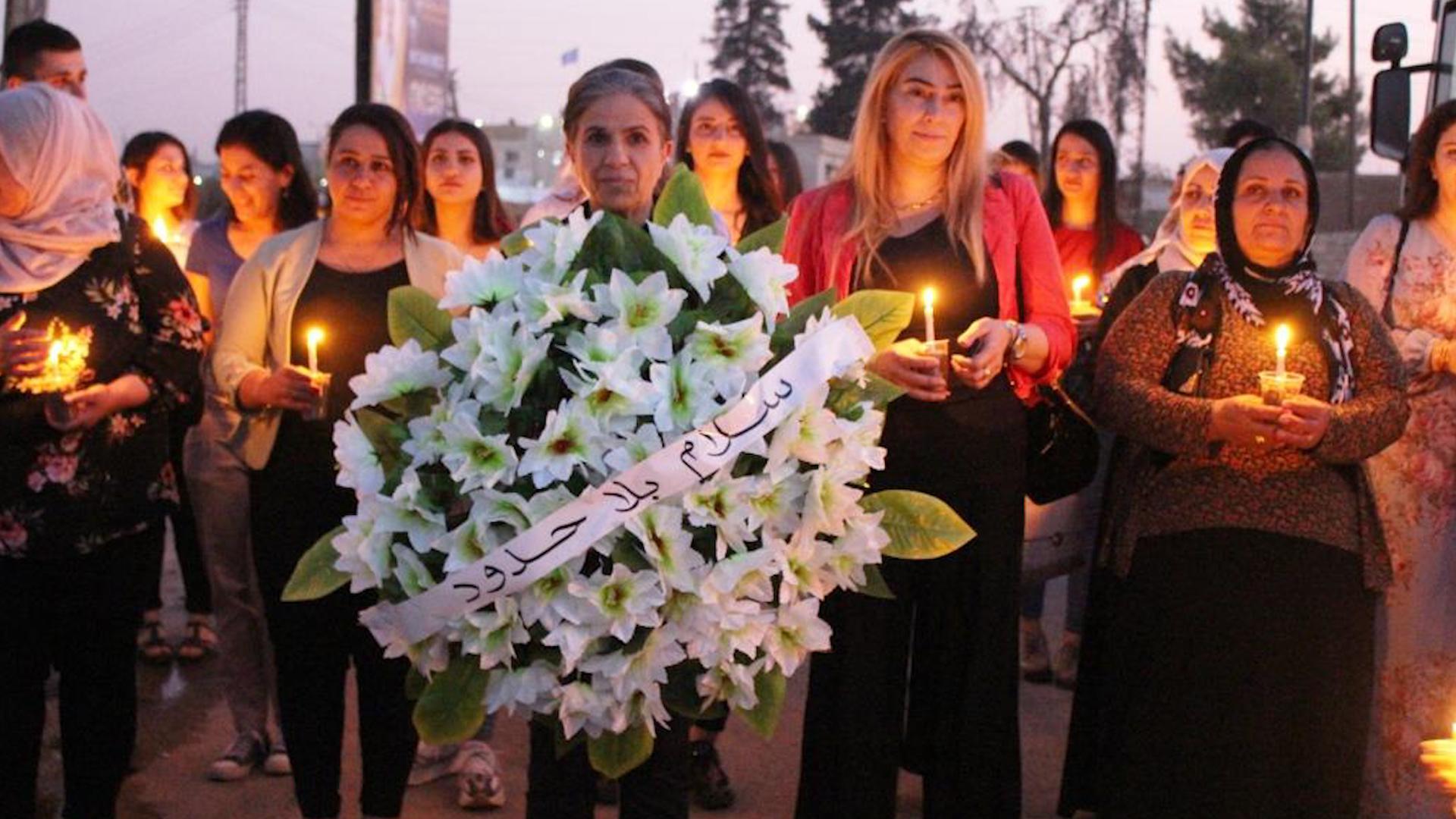 Photo of مجلس المرأة السورية يختتم حملة سلام بلا حدود بعدة فعاليات