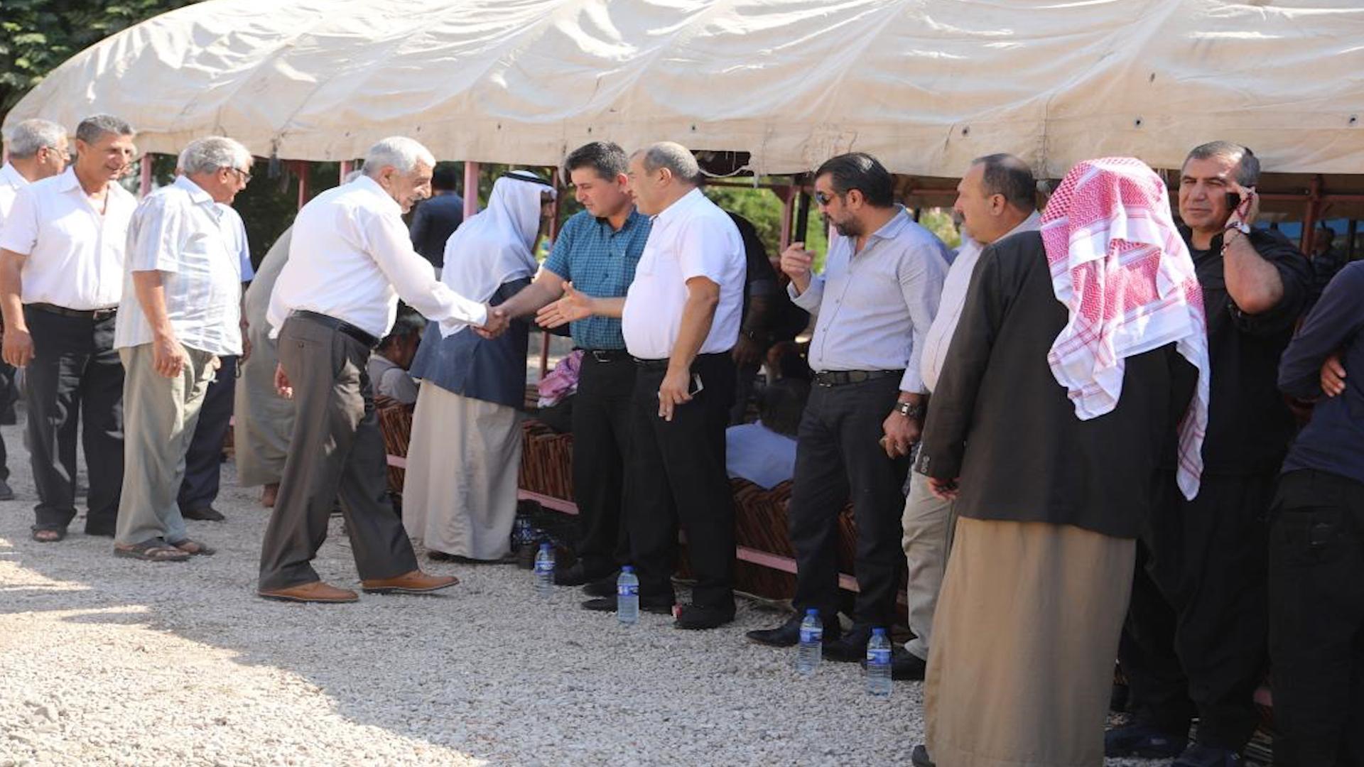 Photo of بمشاركة أكثر من الف ومئتي شخصية انطلاق ملتقى العشائر الكردية في ديرك