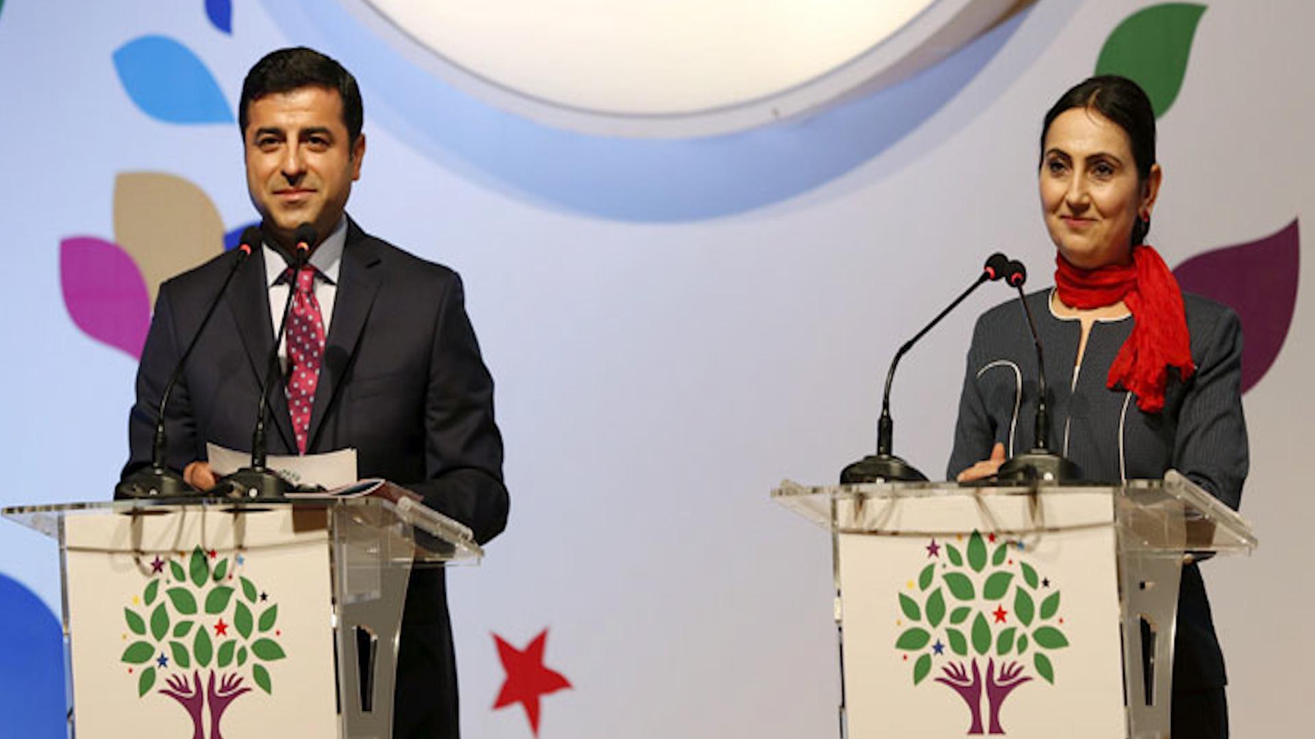صورة أردوغان: لا يمكن إطلاق سراح دمرتاش ويوكسكداغ!