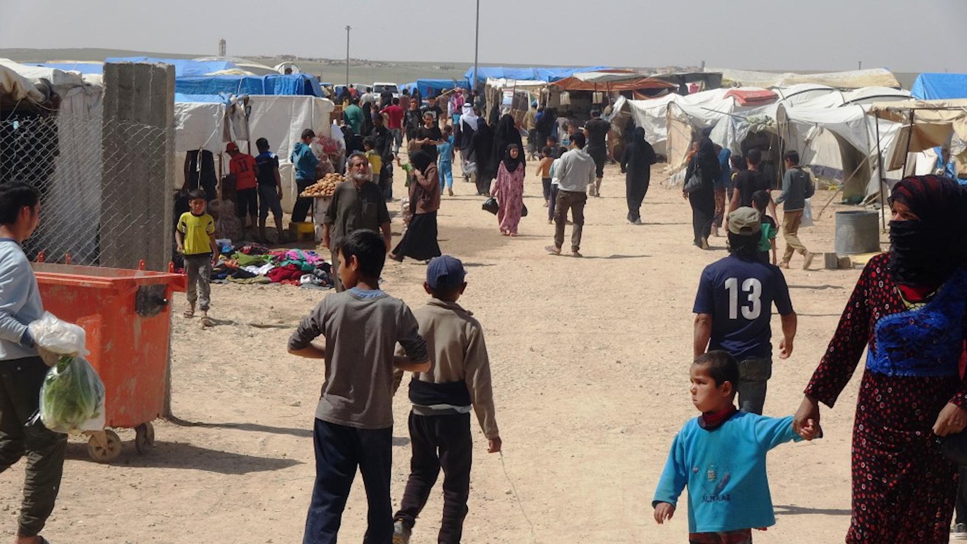 Photo of مكتب شؤون النازحين: الدعم الذي تقدمه منظمات الإغاثة غير كافية لسد حاجات 117 ألف نازح