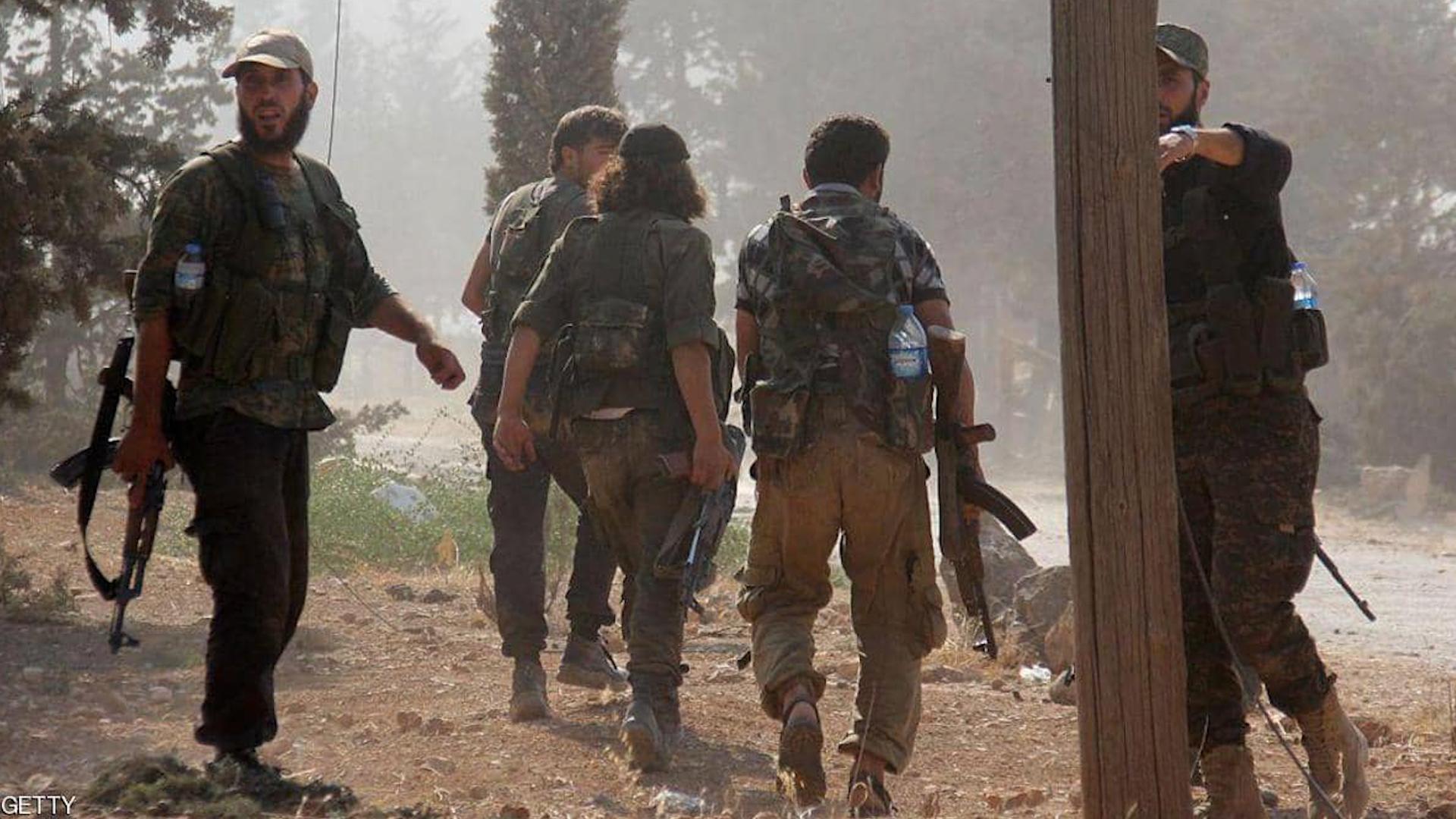صورة تقرير أمريكي يفضح دعم تركيا للإرهاب في سوريا تحت ستار العمل الإنساني