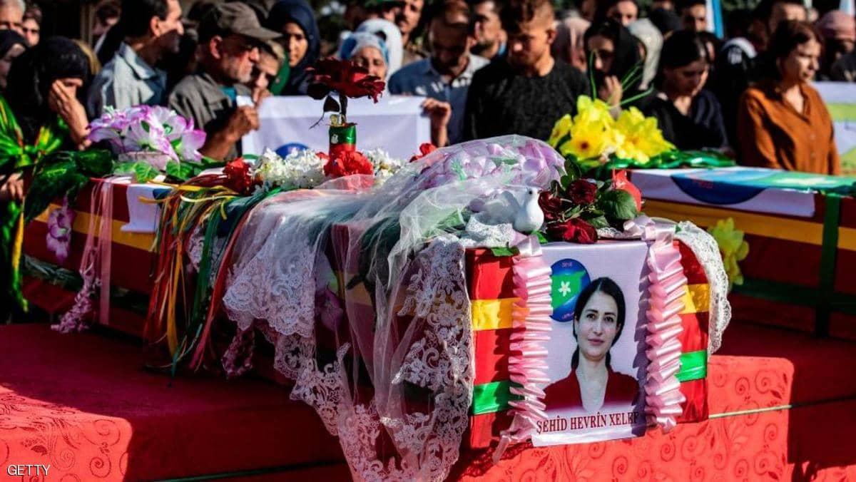 صورة واشنطن تصف الهجوم الذي استهدف هفرين وثمانية مدنيين بالإعدام خارج نطاق القانون