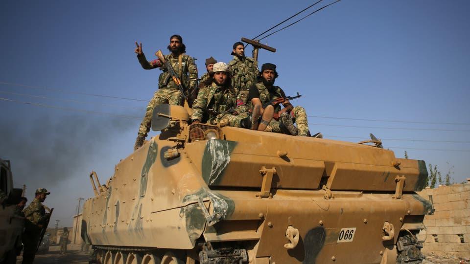 Photo of مرتزقة داعش والنصرة يشاركون مع جيش الاحتلال في غزو شمال سوريا