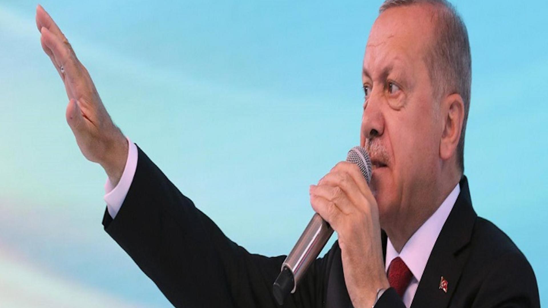 Photo of صحيفة أمريكية: أردوغان يزعم الدفاع عن الفلسطينيين بينما يشن حملات تطهير عرقي ضد الكرد