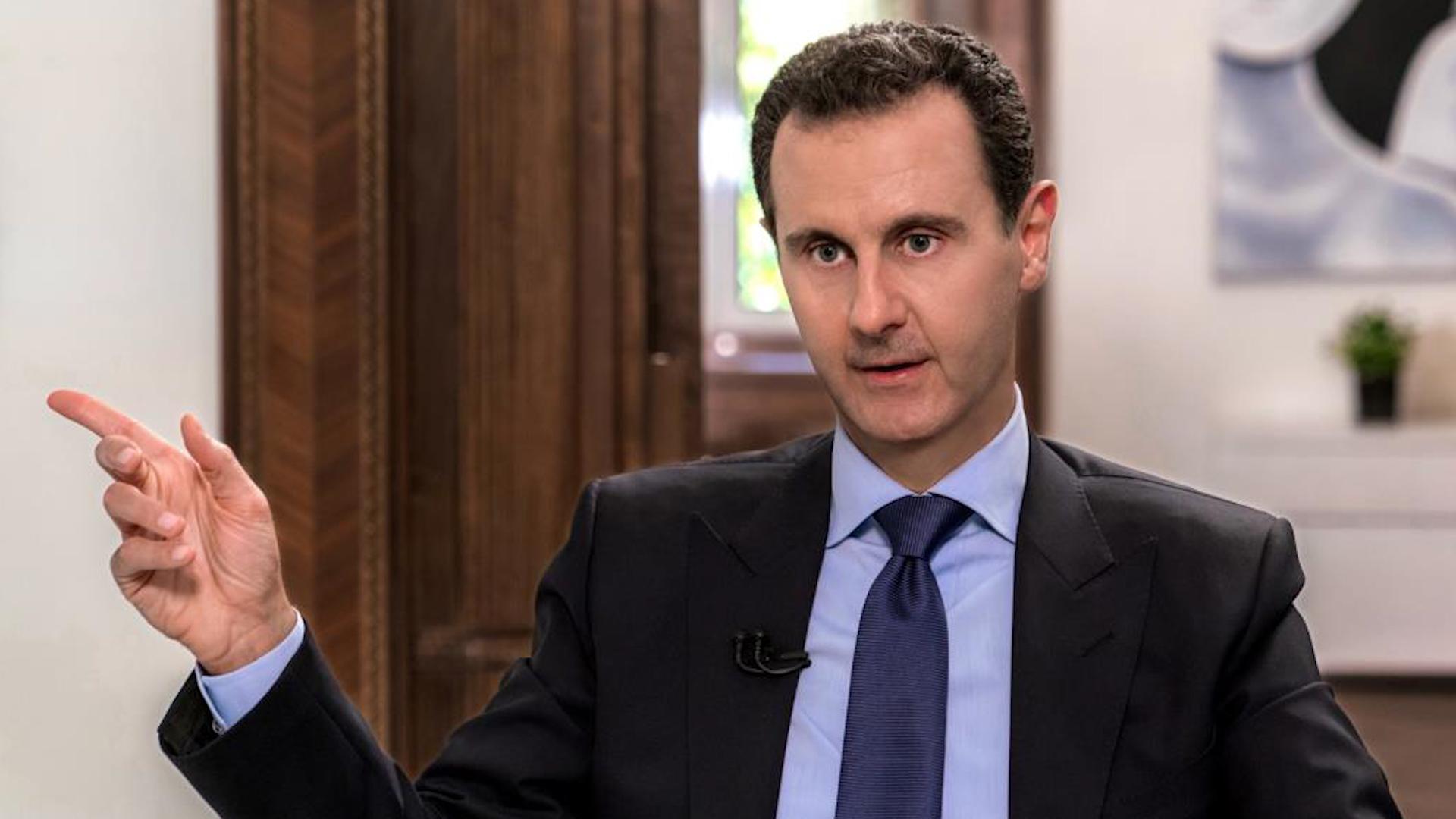 Photo of الأسد: أردوغان لص سرق المعامل والقمح والنفط وهو اليوم يسرق الأرض