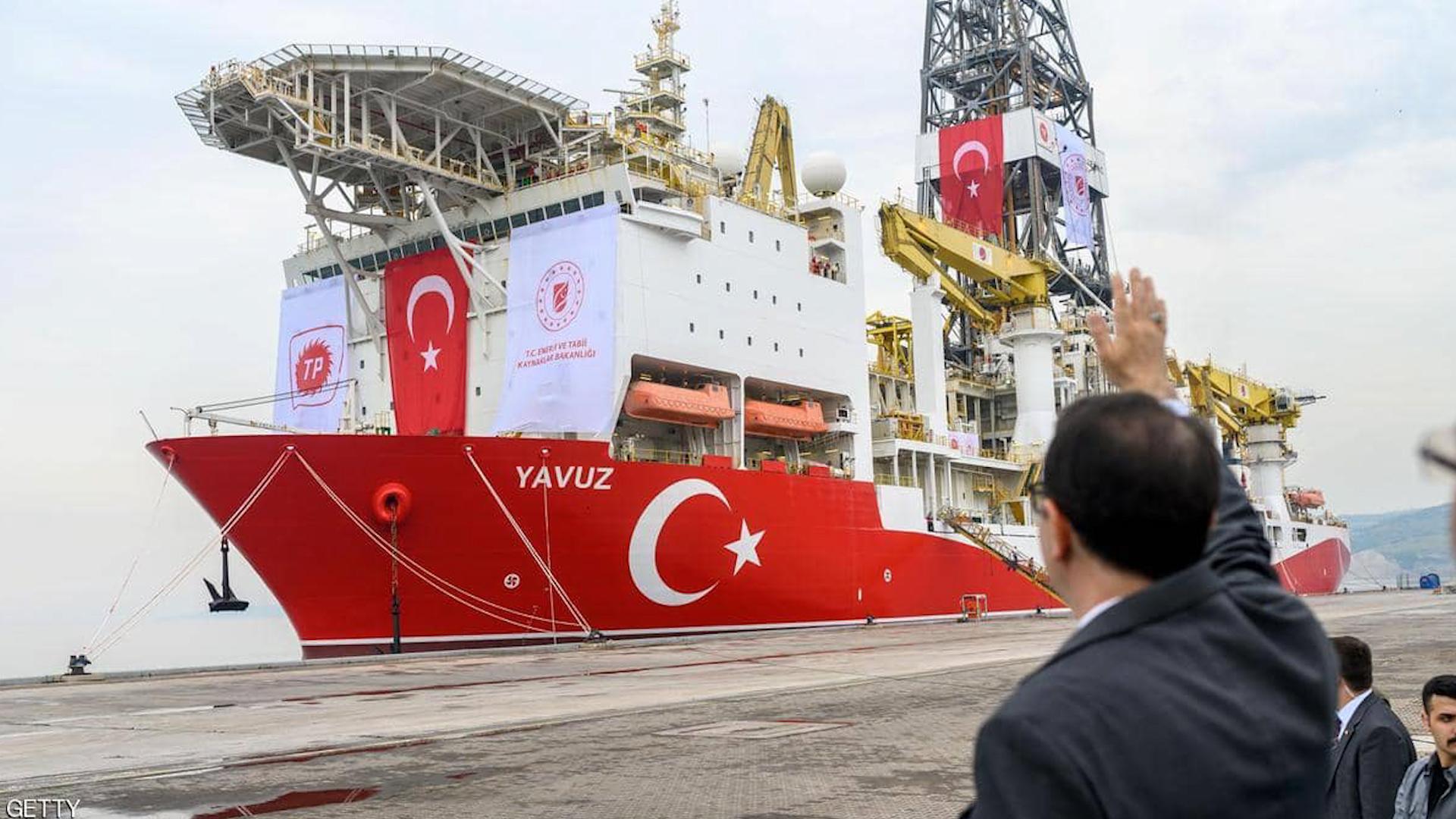 Photo of تركيا تنتهك حقوق قبرص..واليونان تطالب بتنفيذ القانون الدولي