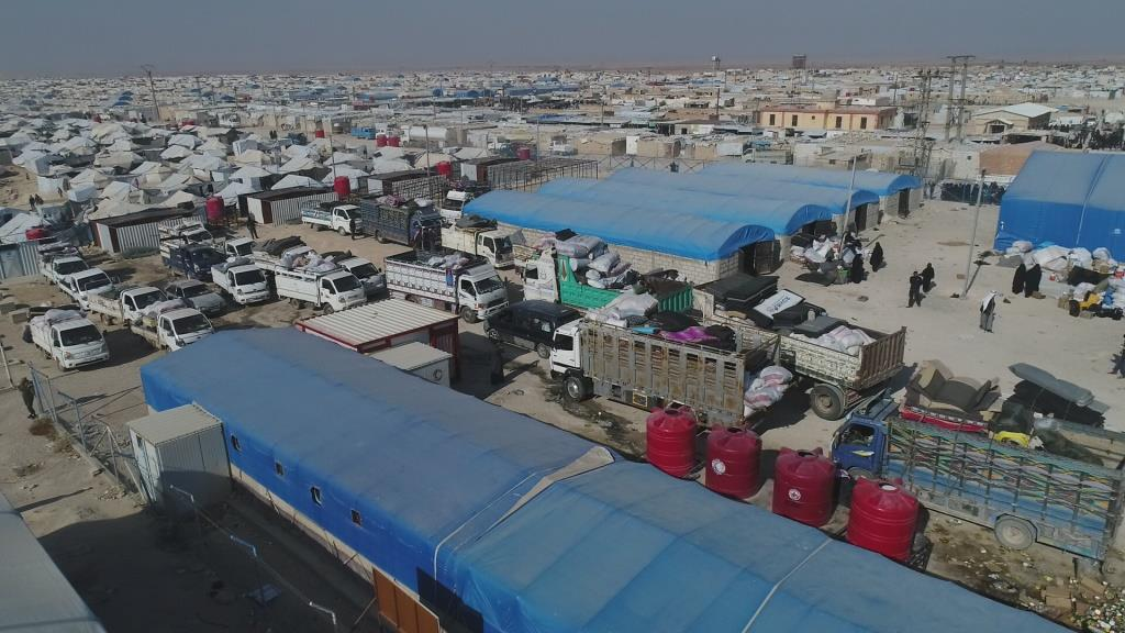 Photo of خروج الدفعة السابعة من نازحي الرقة مؤلف من 366 شخص