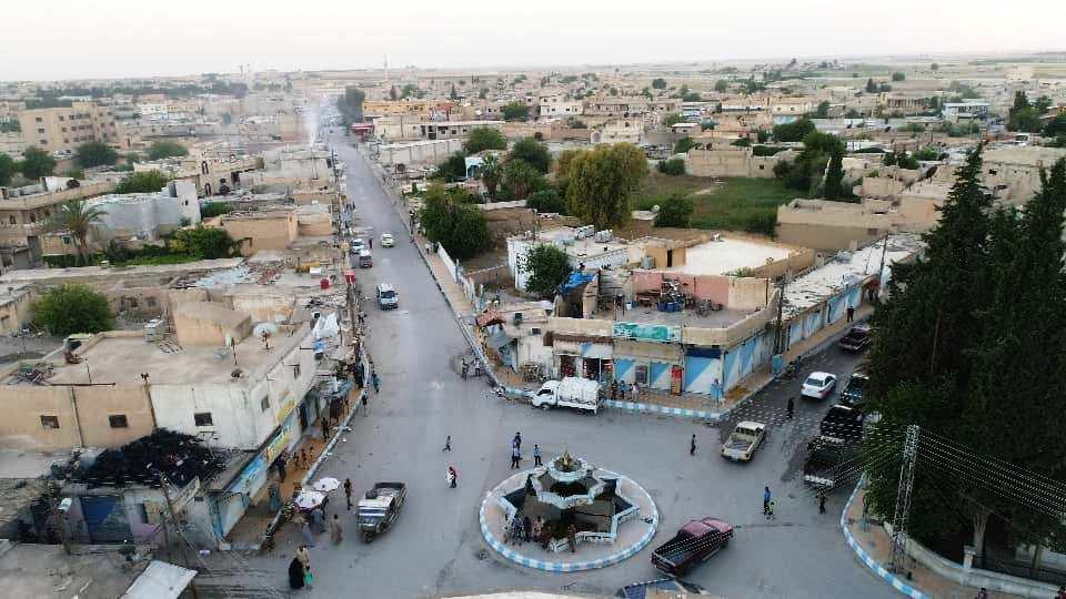Photo of اشتباكات بين عشيرة السخاني ومرتزقة الجبهة الشامية في كري سبي/ تل ابيض