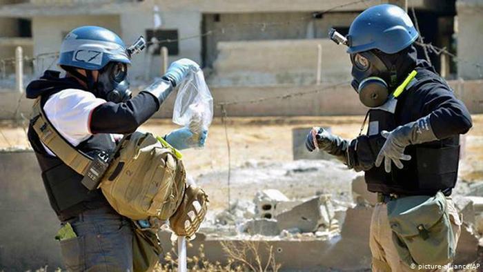Photo of منظمة حظر الأسلحة الكيماوية تستعد لتحديد المسؤولين عن هجمات الكيماوي في سوريا