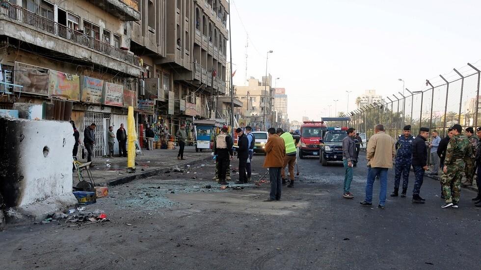 Photo of قتلى وجرحى في سلسلة تفجيرات ببغداد