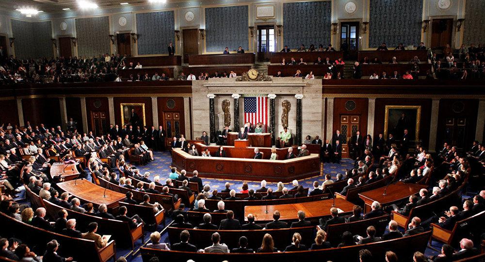 """صورة الكونغرس الأمريكي: فرض العقوبات على تركيا أمر """"لا مفر منه"""" بعد اختبارها إس ـ 400 الروسية"""