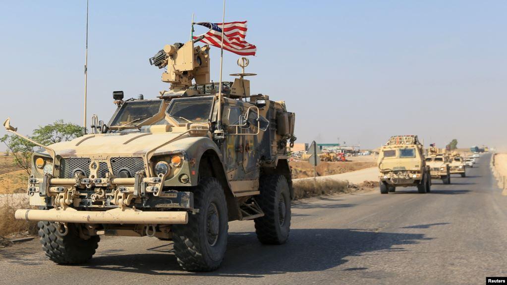 Photo of الجيش الأمريكي يؤكد تعرض دورية تابعة له للقصف التركي على طريق إم 4 الدولي