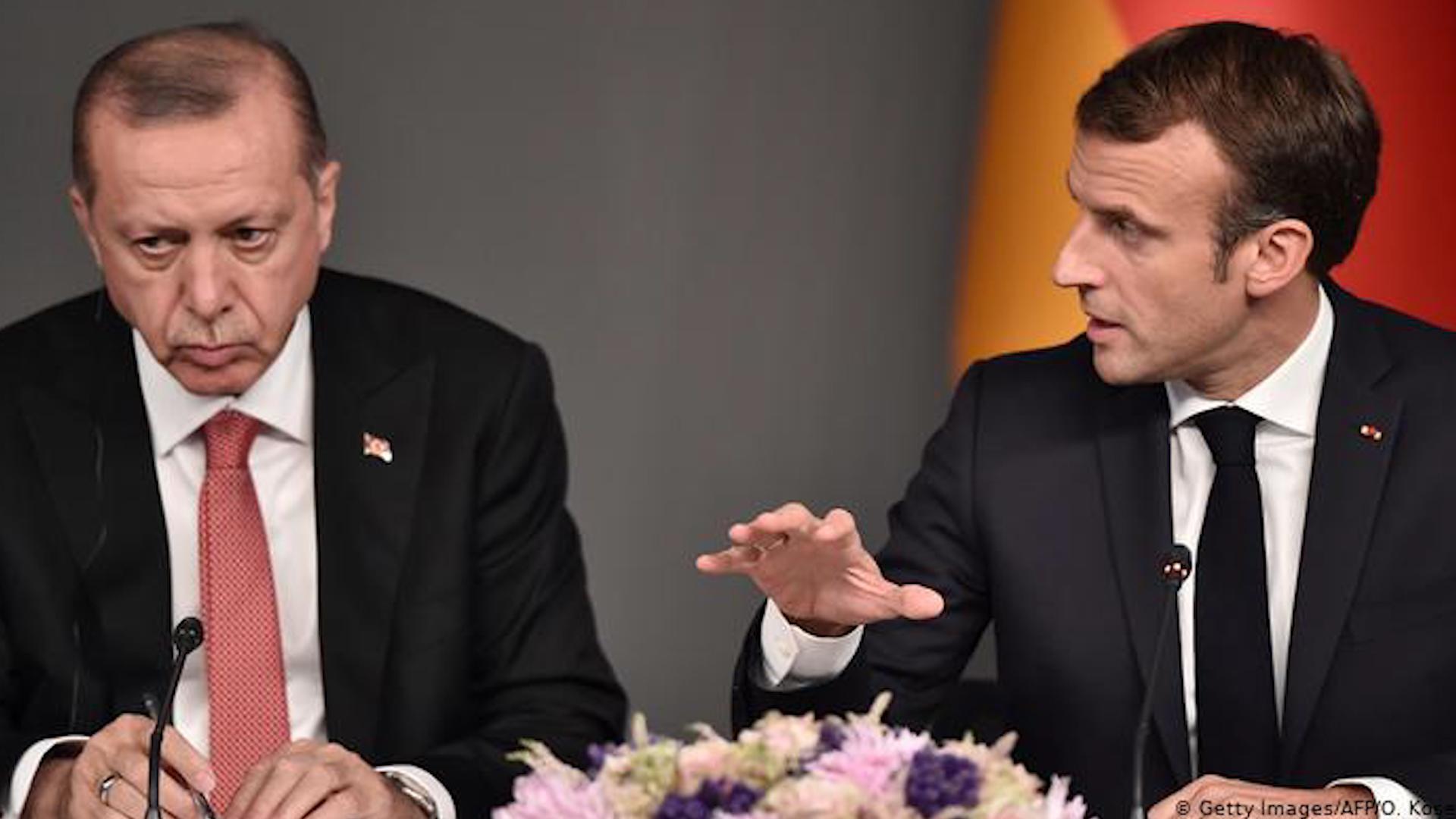 Photo of الخارجية الفرنسية تستدعي السفير التركي وأزمة دبلوماسية بين البلدين