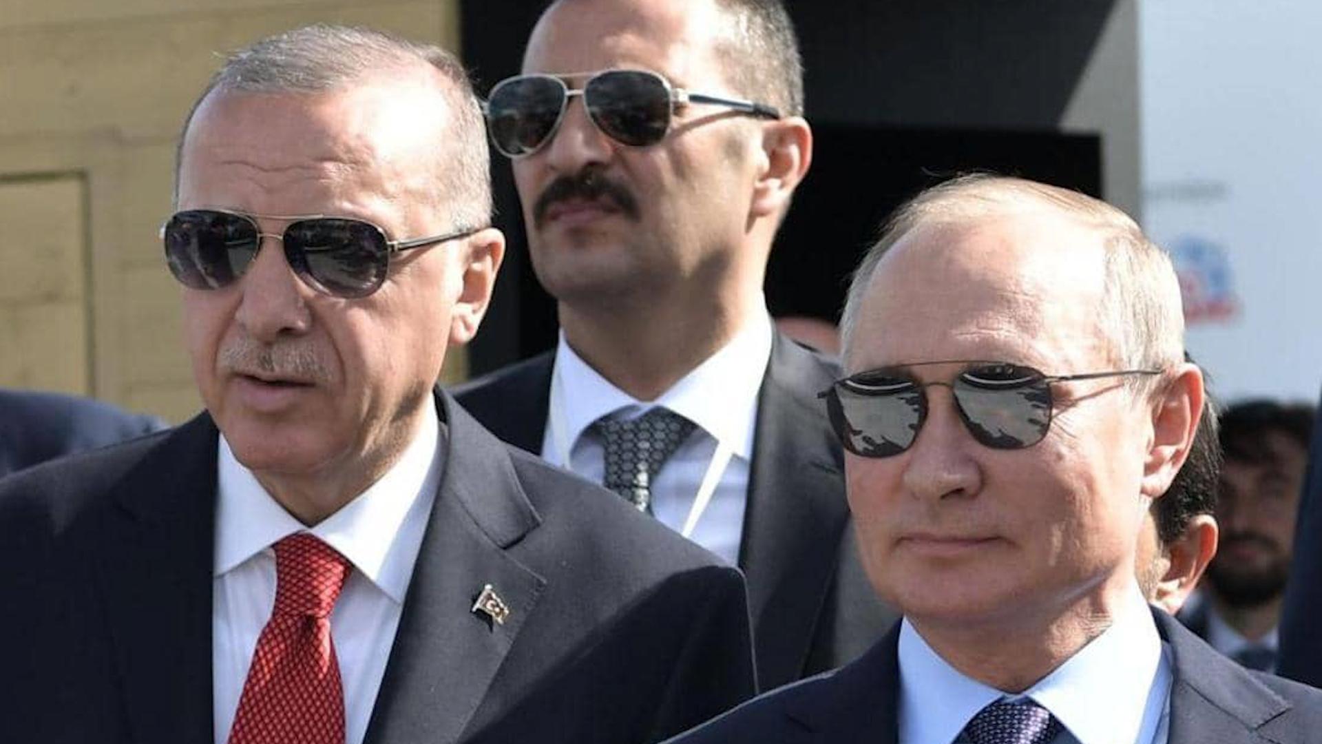 Photo of أردوغان يضع شرطا للالتزام بالاتفاقيات مع موسكو و واشنطن