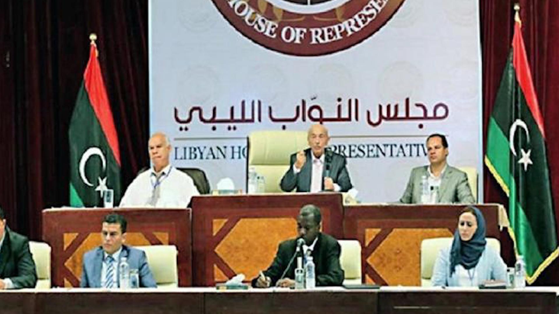 Photo of مجلس النواب الليبي :تركيا تهدف لتزويد الإرهابيين بالسلاح وما قام به السراج خيانة عظمى