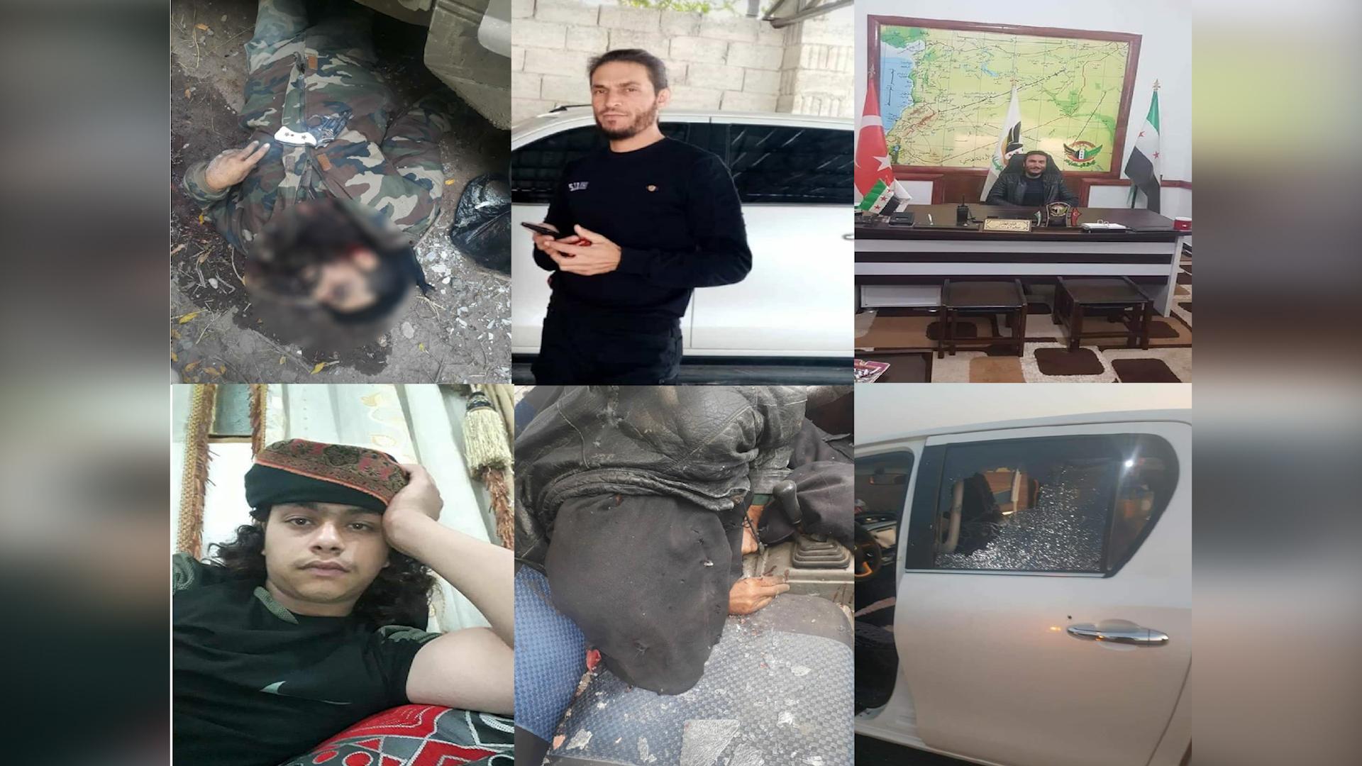 Photo of قوات تحرير عفرين: مقتل 4 مرتزقة في عمليتين